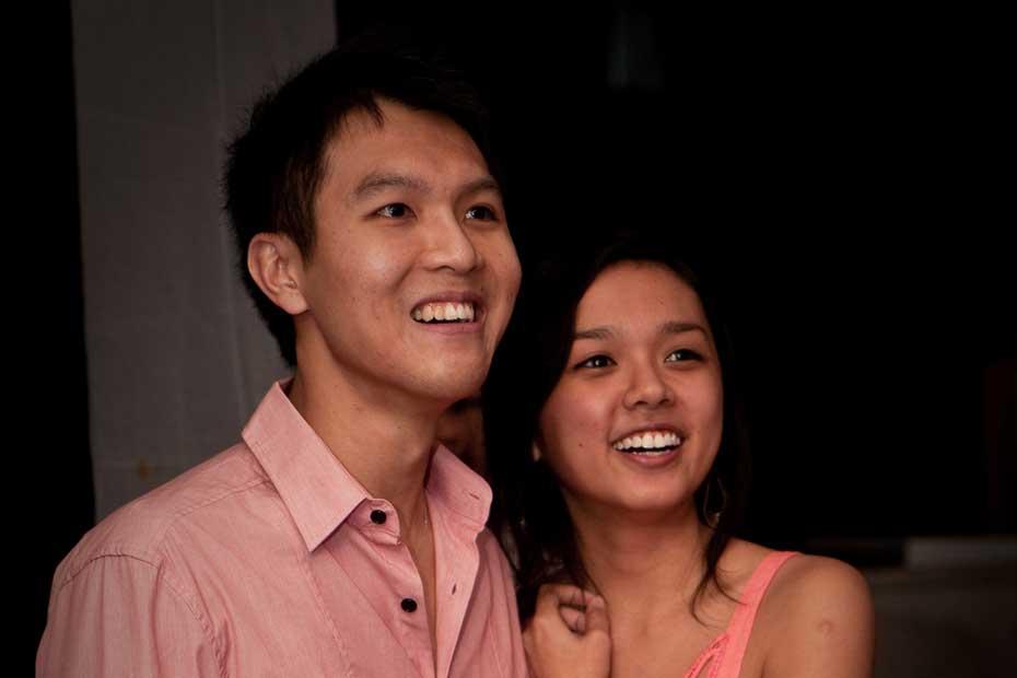 Edmund & Stefenie