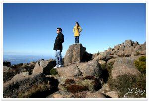 Mount Wellington and Tasman Peninsular