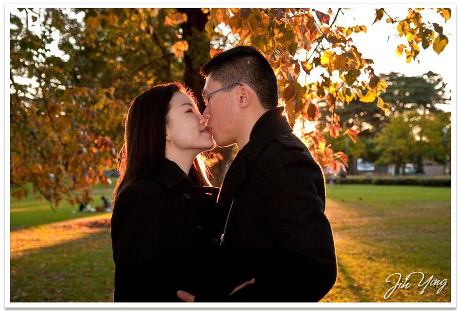 Jih Ying & Johanna