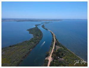 Mitchell River Silt Jetties