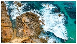 Salmon Rocks